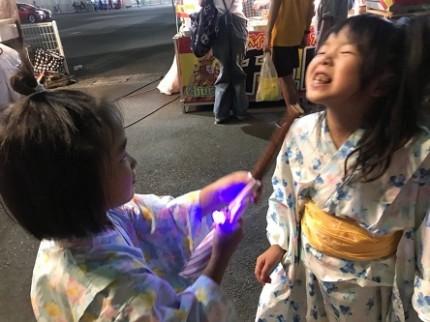 鳴門の阿波踊り初日