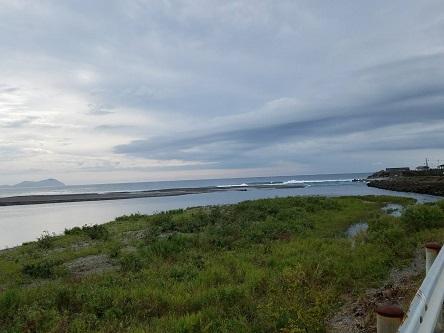 海陽町の海