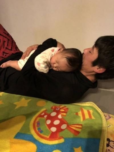赤ちゃん可愛い!