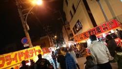徳島『えびす祭り』屋台もたくさん
