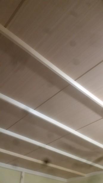 竿縁天井施工
