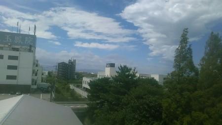 3階からの眺め