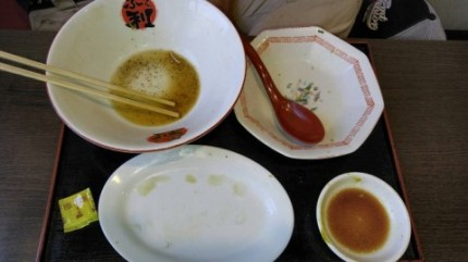 『満腹セット』大盛り~完食