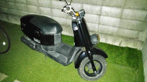 バイク『VOX』