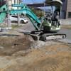 外構工事 掘り方