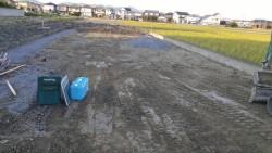 最後の掘り方終わり