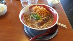ラーメン屋『麺王』