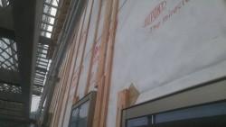 外壁胴縁施工