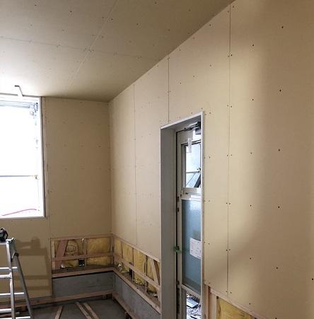 徳島市内 店舗兼住宅新築工事