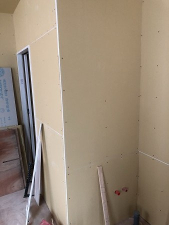 徳島市内店舗兼住宅新築工事