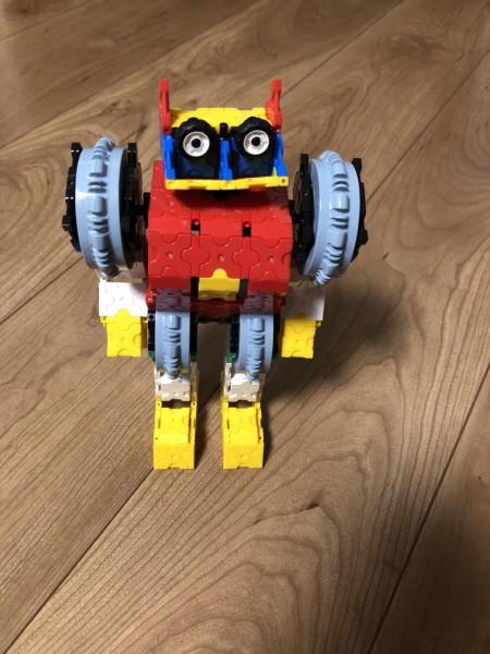 レゴロボット