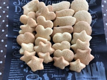 娘達の手作りクッキー
