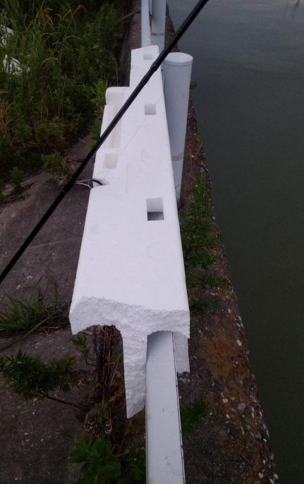 北島小規模河川