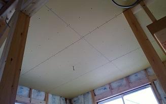 天井石膏ボード