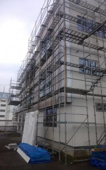 松茂町新事務所新築工事