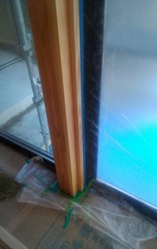 木工事最終日は巾木を取り付けたり最終確認!