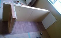 テーブル作り