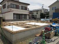 大和町 K様邸 ホームリサーチ検査3回目(土台・床断熱)