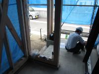 大和町 K様邸 ホームリサーチ検査5回目(構造部・金物検査)