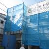 大和町 K様邸 ホームリサーチ検査6回目(防水シート検査)