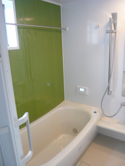 徳島市内K様邸 浴室