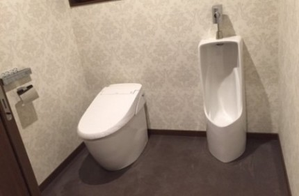 上助任町住村様新築トイレ