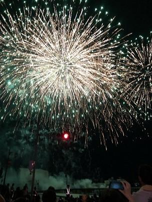 鳴門の花火大会