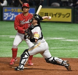 プロ野球日本シリーズ 第5戦