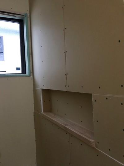 あると便利!トイレの壁ニッチ