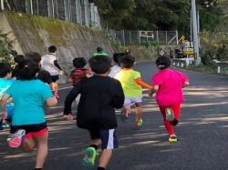勝浦町のさかもと坂道マラソン
