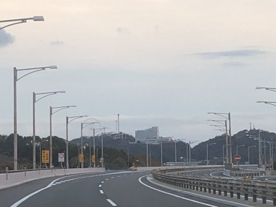 岡山県に来ています!