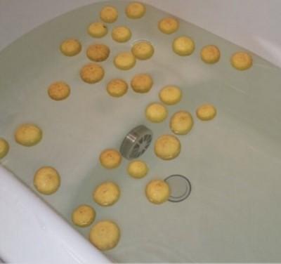 冬至のゆず風呂