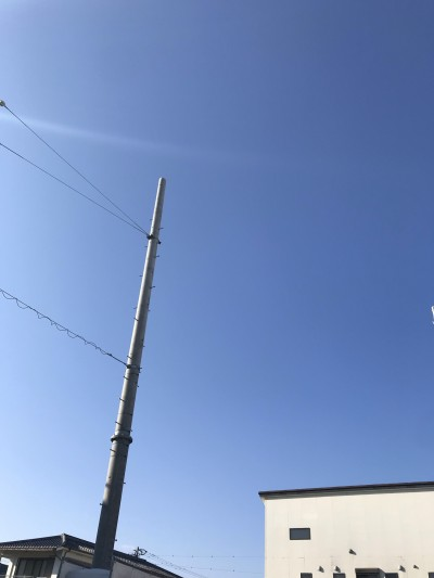 今日の空模様