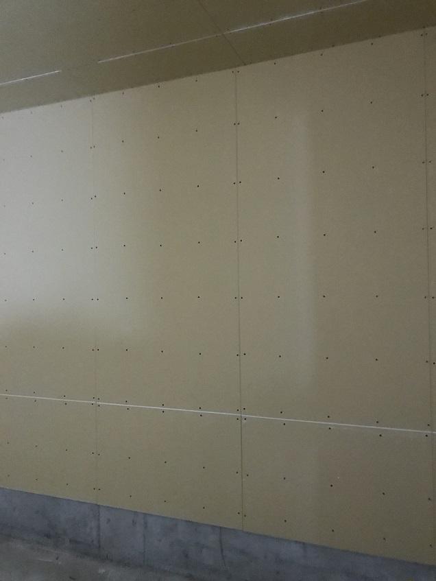 徳島市内 店舗兼住宅新築工事2